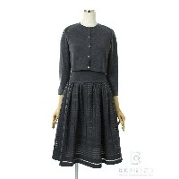 FOXEY BOUTIQUE フォクシー セットアップ ワンピース Lady Gray【38】【Aランク】【中古】tn300315t