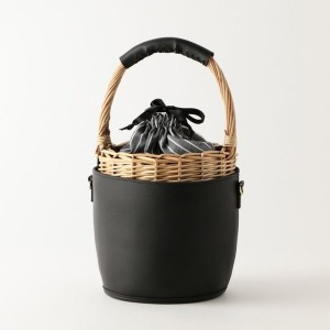 【ル ジュール(LE JOUR)】 【CACHELLIE】WILLOW 4WAY TOTE 【CACHELLIE】WILLOW 4WAY TOTE ブラック