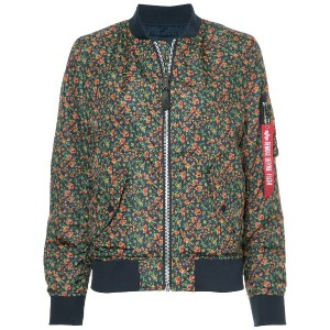 Alpha Industries Scout bomber jacket - マルチカラー