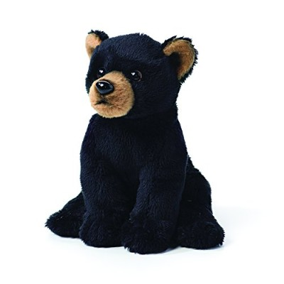 Black Bear Beanbag Extra Small by Demdaco