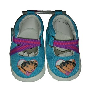 Officially Licensed Dora Baby Booties by Nickelodeon