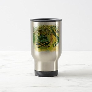 Zazzle 1st Air Cavコーヒーマグ 15 oz, Travel/Commuter Mug 50057692-2672-6738-f187-2df429759439