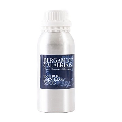 Mystic Moments | Bergamot Calabrian Essential Oil - 500g - 100% Pure