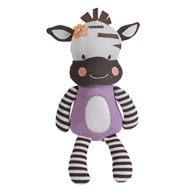 Lolli Living Surina Plush, Zebra by Lolli Living