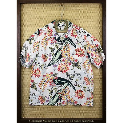 "SUN SURFRAYON S/S""FULL BLOOM SHELL GINGER""Style No.SS37143"
