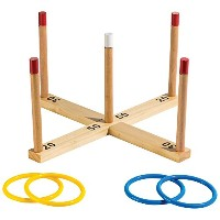 FranklinスポーツWooden Ring Toss