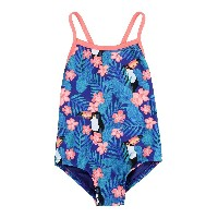 ROXY  Costume intero Little Tropics One Piece 水着(ワンピース) ブルー