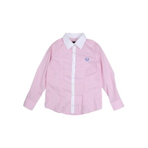FRED PERRY シャツ ピンク
