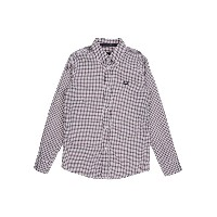 FRED PERRY シャツ ボルドー