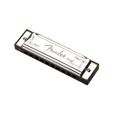 Fender フェンダー ハーモニカ BLUES DELUXE HARMONICA A
