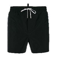 Dsquared2 side logo swim shorts - ブラック