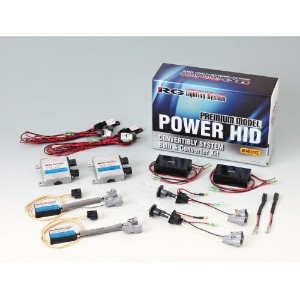 RG(RACING GEAR):POWER HID キット 輸入車専用 型式:RGH-CBI54G6