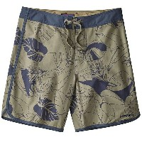 ★エントリーでポイント5倍!patagonia パタゴニア Ms Scallop Hem Stretch Wavefarer Boardshorts 18 in./VFSH/32 86731男性用...