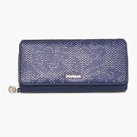 デシグアル(Desigual)WOMAN PUNCH LONG WALLET MARIA HOLEWOOD88-71y9eb0-5085