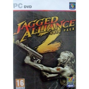 Jagged Alliance 2 Gold Games Pack: 2-in-1 (PC DVD)
