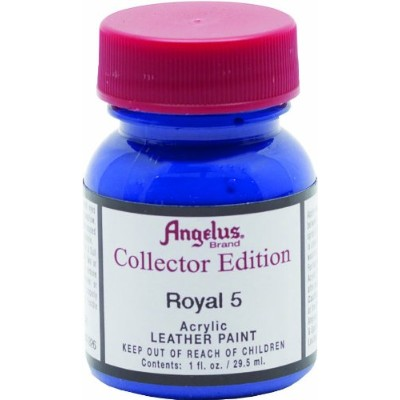 Angelus Collector's Edition Paint in Royal 5 by Angelus