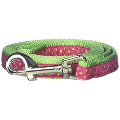 Easy Side Collection ZA8212 44 81 Polka Dot Lead 4 Ft x .63 In Raspberry
