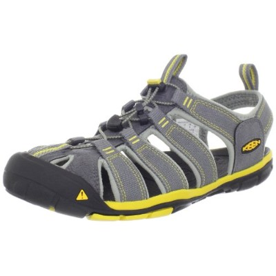 [キーン] KEEN MEN CLEARWATER CNX 1009036 Gargoy/Super Lemon (Gargoy/Super Lemon/11)