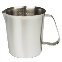 sissiangleステンレススチールMilk Frothing Pitcher for hd7019、エスプレッソマシン、コーヒー& Latte Art 700ml シルバー COMINHKPR13...