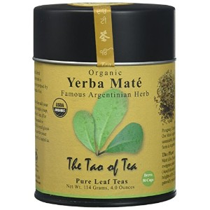 The Tao of Tea, Organic Yerba Mate Tea, 4 oz (114 g)