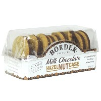 Border Biscuits - Milk Chocolate HazelNUTcase - 150g