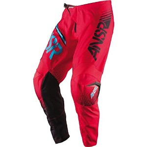 Answer Racing Youth Syncronパンツ 26 47174-Red-Teal