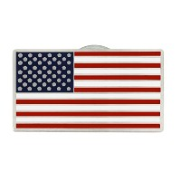 Official American Flagピン