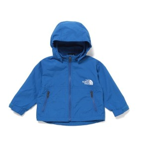 【THE NORTH FACE】コンパクトジャケット【アダム エ ロペル マガザン/Adam et Rope Le Magasin キッズ その他(ジャケット・スーツ) ブルー系(45) ルミネ...
