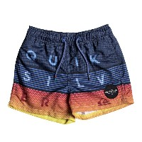 クイックシルバー (QUIKSILVER) WORD BLOCK VOLLEY BOY 11【EQKJV03039 BPC6】