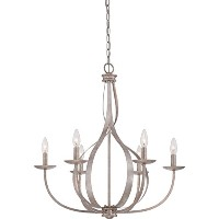Quoizel SER5006IF Serenity Chandelier by Quoizel
