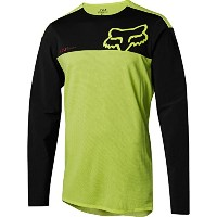Fox Racing Attack Pro Jersey–20909 L イエロー