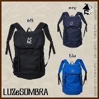 LUZ e SOMBRA/LUZeSOMBRA【ルースイソンブラ】VARIOUS BAGPACK〈フットサル バックパック バッグ リュックサック〉F1814709