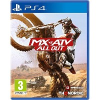 MX vs ATV: All Out (PS4) - Imported UK.