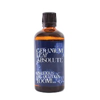 Geranium Leaf Absolute Oil Dilution - 100ml - 3% Jojoba Blend