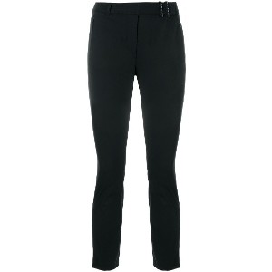 Marc Cain cropped trousers - ブラック