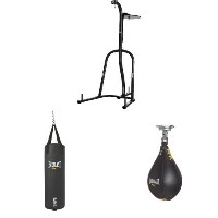 Everlast Heavy Bag Stand - Complete セット (海外取寄せ品)