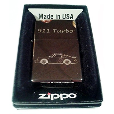 PORSCHE 911 TURBO Collectible Zippo Lighter