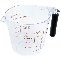 2-cup Measuring Cup ( Calibrated to up to 20 g、1カップ