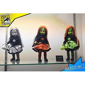 """Living Dead Doll """" Sweet Tooth """"ブラック&ホワイトバージョン–10"""" Limited Edition of 666人形のみ"""