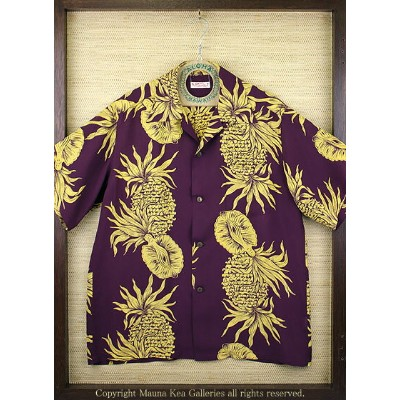 "SUN SURFRAYON S/S""PINEAPPLE BORDER""Style No.SS35651"
