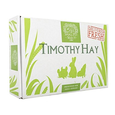 Small Pet Select Timothy Hay Pet Food, 10-Pound by Small Pet Select