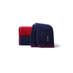 RALPH LAUREN HOME  タオル ホリデーべア レッド 【三越・伊勢丹/公式】 クッション~~その他