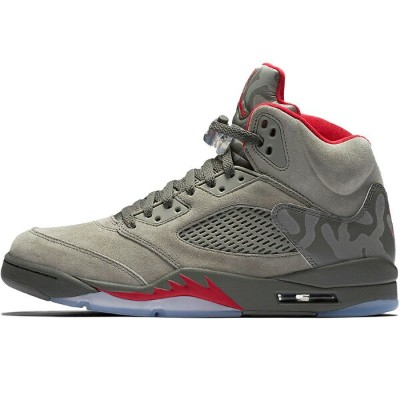 NIKE ナイキ AIR JORDAN 5 RETRO エアジョーダン5レトロ メンズ スニーカー Dark Stucco/River Rock/Bio Beige/University Red...