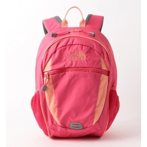 THE NORTH FACE(ザノースフェイス) Small Day 15L【グリーンレーベルリラクシング/green label relaxing キッズ リュック PINK ルミネ LUMINE】