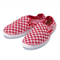 【VANS】 ヴァンズ SLIP ON SF スリッポン サーフ V3876KNT 17SP RED/WHT CHK
