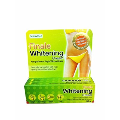 Finale, Finale Whitening Cream Specially Formulated with High Quality Naturay Herbal Extract 30g.