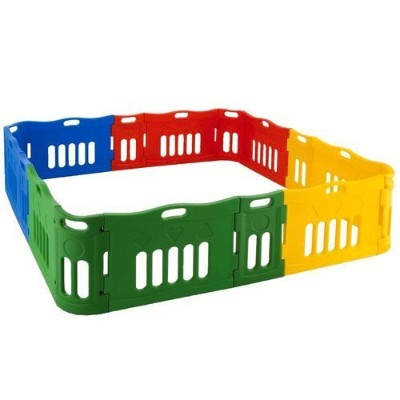 Versatile Play Pen - Large (16 pieces) by None [並行輸入品]