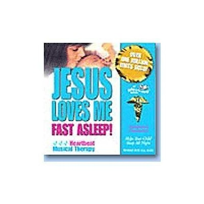 Jesus Loves Me Musical Therapy tape by Baby Go To Sleep [並行輸入品]