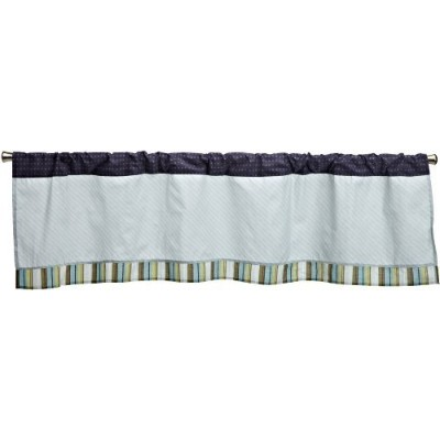 CoCo & Company Chomp N Stomp Window Valance (Discontinued by Manufacturer) by CoCo & Company [並行輸入品]