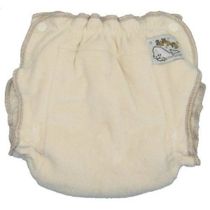 Mother-Ease Sandy's Cloth Diaper - Organic - Large (20-35 lbs) by Mother-Ease [並行輸入品]